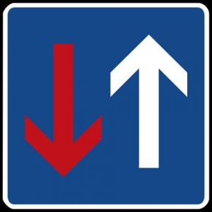 Gegenverkehr