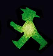 Ampelmann grün