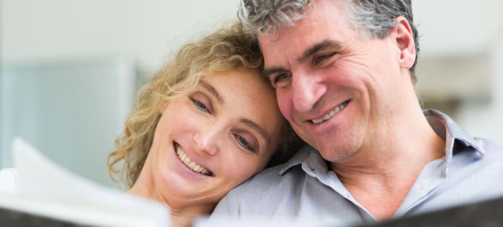 Über Eheglück entscheidet vor allem die Frau