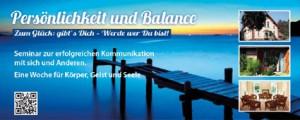 Persönlichkeit und Balance