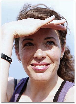 Yoga Instructor Miram Oswald