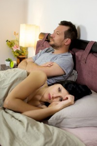 Sexprobleme in langen Beziehungen