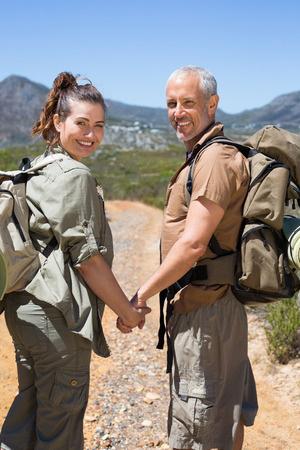 Eine gemeinsame Klettertour kann die Liebe retten
