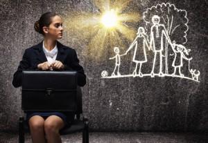 Karriere und Kinder